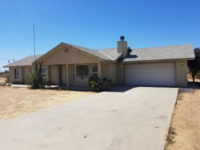 Madera Single Family Home For Sale: 19930 Del Mar Road