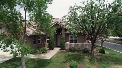 Clovis Single Family Home For Sale: 4652 N Crestmoor Avenue