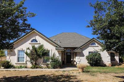 Madera Single Family Home For Sale: 21790 Steward Road