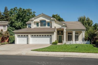 Clovis Single Family Home For Sale: 2493 Twain Avenue