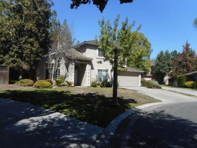 Fresno Single Family Home For Sale: 10711 N Lighthouse Drive