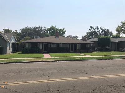 Fresno Multi Family Home For Sale: 204 E Yale Avenue