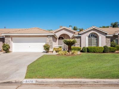 Fresno Single Family Home For Sale: 5174 W Athens Ave Avenue