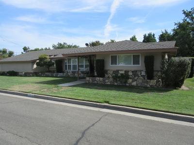 Fresno Single Family Home For Sale: 1391 E Bullard Avenue