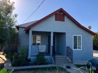 Fresno Single Family Home For Sale: 1361 N 8th Street
