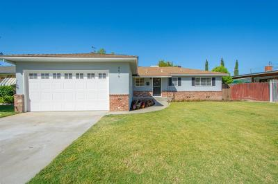 Fresno Single Family Home For Sale: 3679 N 9th Street