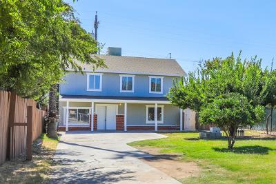 Fresno Single Family Home For Sale: 3540 E Grant Avenue