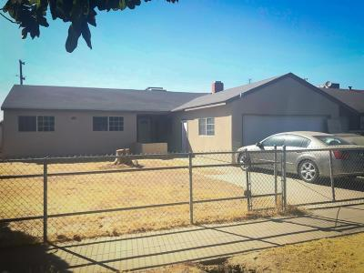 Fresno Single Family Home For Sale: 2662 S Lee Avenue