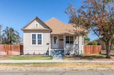 Hanford Single Family Home For Sale: 206 E 11th Street