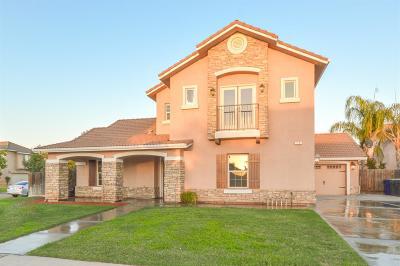 Sanger Single Family Home For Sale: 20 N Post Avenue