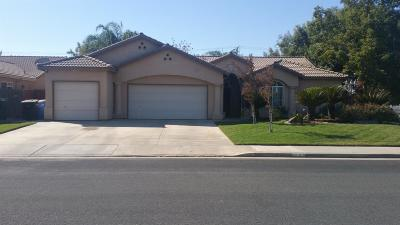 Hanford Single Family Home For Sale: 1547 W Claridge Court