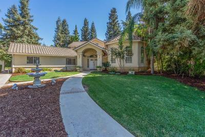 Reedley Single Family Home For Sale: 164 S Dovewood Circle
