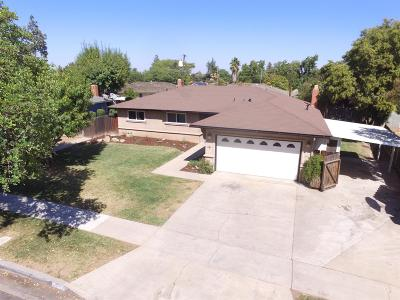 Fresno Single Family Home For Sale: 6258 N Callisch Avenue
