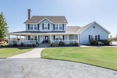 Clovis Single Family Home For Sale: 4801 E Behymer Avenue