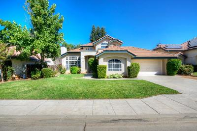 Clovis Single Family Home For Sale: 2539 Dovewood Avenue