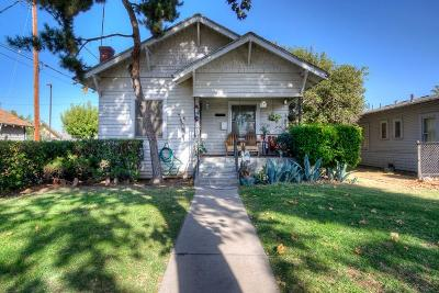 Fresno Single Family Home For Sale: 1122 N Thorne Avenue