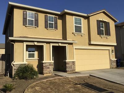 Madera Single Family Home For Sale: 593 Hacienda Street