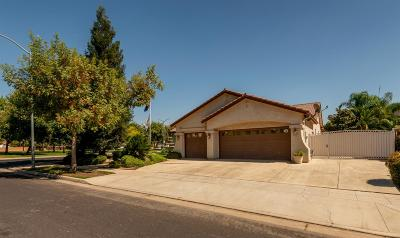 Clovis Single Family Home For Sale: 3321 Carson Avenue