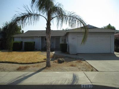 Clovis Single Family Home For Sale: 2887 Bush Avenue