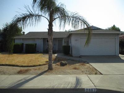 Clovis Single Family Home For Sale: 2887 Bush Avenue