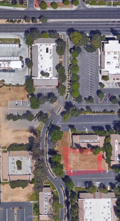 Fresno Residential Lots & Land For Sale: 3425 W Shaw Avenue
