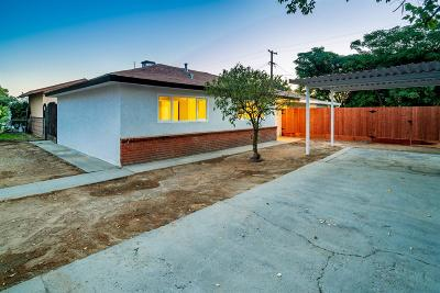 Fresno Single Family Home For Sale: 2363 S Maple Avenue
