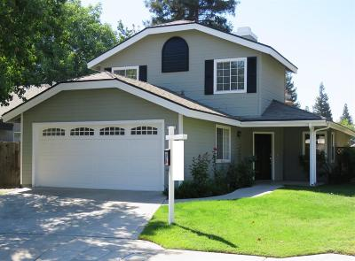 Fresno Single Family Home For Sale: 813 E Chickadee Court