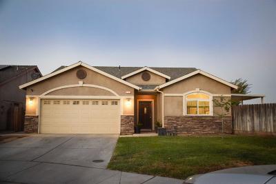 Madera Single Family Home For Sale: 1625 Lemon Avenue