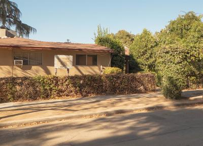 Clovis, Fresno, Sanger Multi Family Home For Sale: 611 E Kearney Boulevard