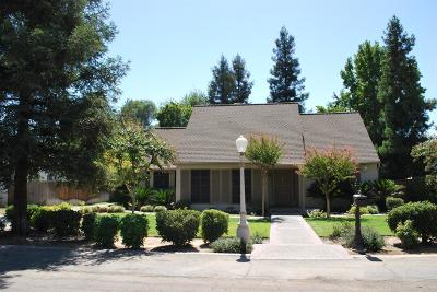 Fresno Single Family Home For Sale: 530 Circle Drive N