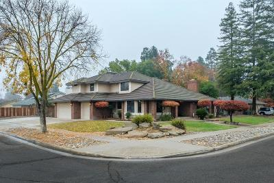 Fresno Single Family Home For Sale: 275 W Quincy Avenue