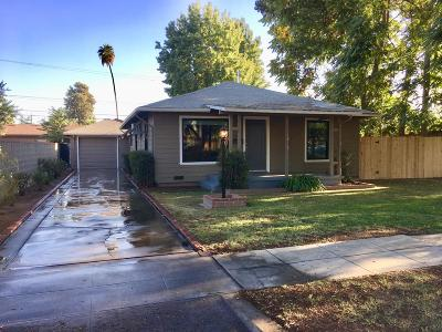 Fresno Single Family Home For Sale: 913 W Cornell
