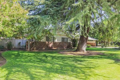 Fresno Single Family Home For Sale: 2454 W Scott Avenue