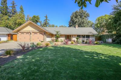 Fresno Single Family Home For Sale: 6758 N Hazel Avenue