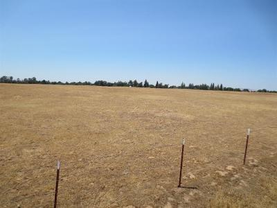 Clovis Residential Lots & Land For Sale: Shaw/Academy NW Corner