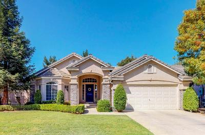 Fresno Single Family Home For Sale: 8603 N Talladega Way