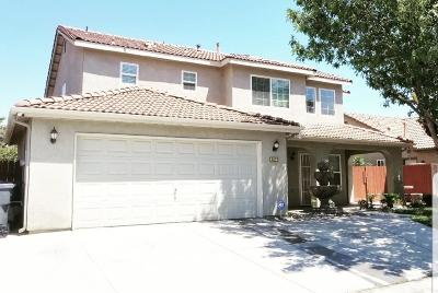 Madera Single Family Home For Sale: 1407 Lynmarie Way
