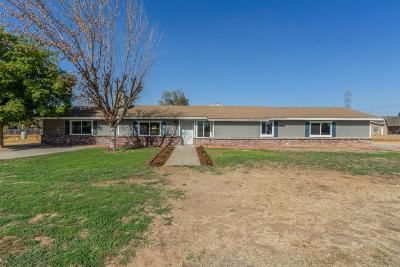 Madera Single Family Home For Sale: 18533 Norwalk Drive