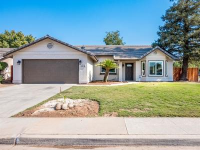 Reedley Single Family Home For Sale: 1318 Del Altair Avenue