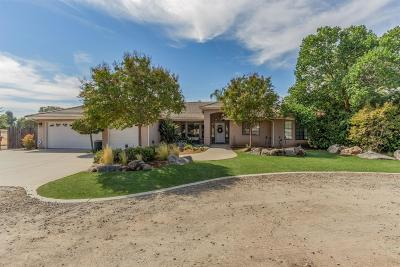 Clovis Single Family Home For Sale: 13059 E Shepherd Avenue