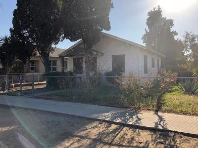 Madera Single Family Home For Sale: 604 S C Street