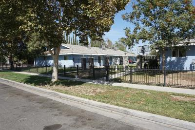 Clovis, Fresno, Sanger Multi Family Home For Sale: 944 B Street