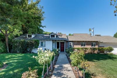 Fresno Single Family Home For Sale: 1236 W Twain Avenue