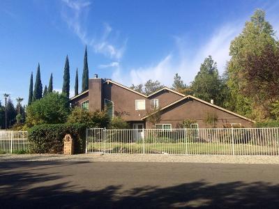 Fresno Single Family Home For Sale: 6625 N Forkner Avenue