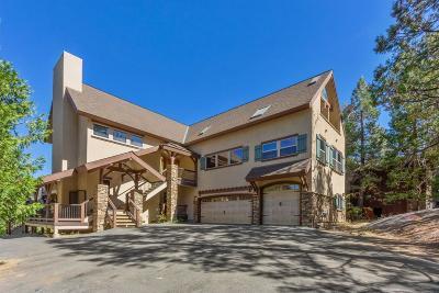 Shaver Lake Single Family Home For Sale: 42371 Pinnacle Lane