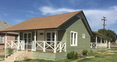 Selma Single Family Home For Sale: 2604 D Street