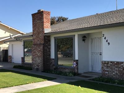 Selma CA Single Family Home For Sale: $229,000