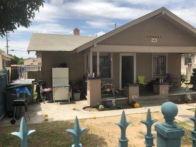Fresno Single Family Home For Sale: 135 F Street