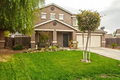 Single Family Home For Sale: 6489 E Braly Avenue