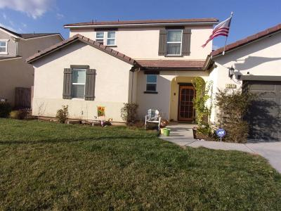 Madera Single Family Home For Sale: 1387 Linda Mesa Drive
